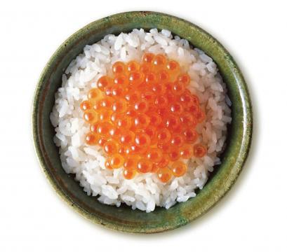 Икра, рис