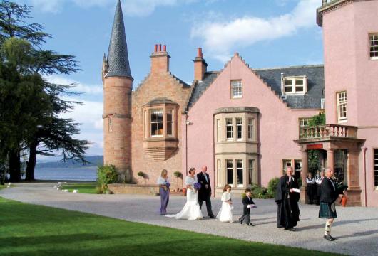 Свадьба, Жених, Невеста, Шотландские обычаи