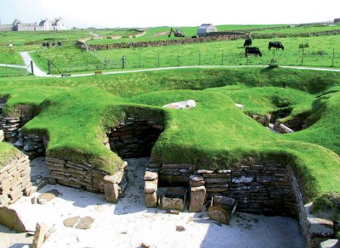 Древнейшие города мира, Шотландия