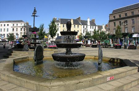 Данди, Шотландия, Великобритания