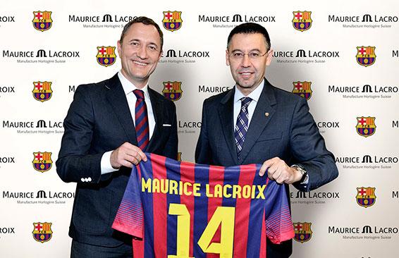 Maurice Lacroix & FC Barcelona